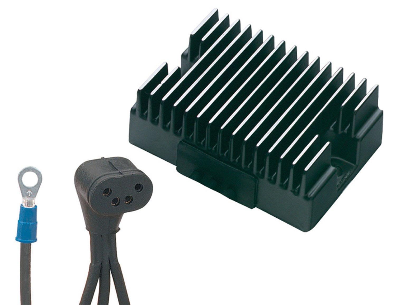 ACCEL 201100B Black Hybrid Design Voltage Regulator by ACCEL