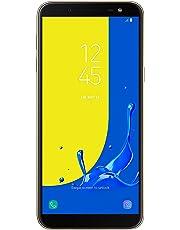 Samsung Galaxy J6 Smartphone débloqué LTE (Ecran : 5,6 Pouces - 32 Go - Nano-SIM - Android) Or