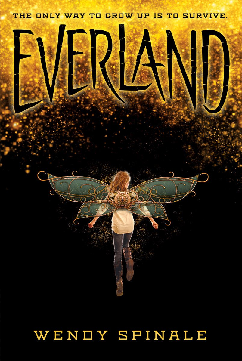 Everland (The Everland Trilogy, Book 1): Spinale, Wendy: 9781338095531:  Books - Amazon.ca