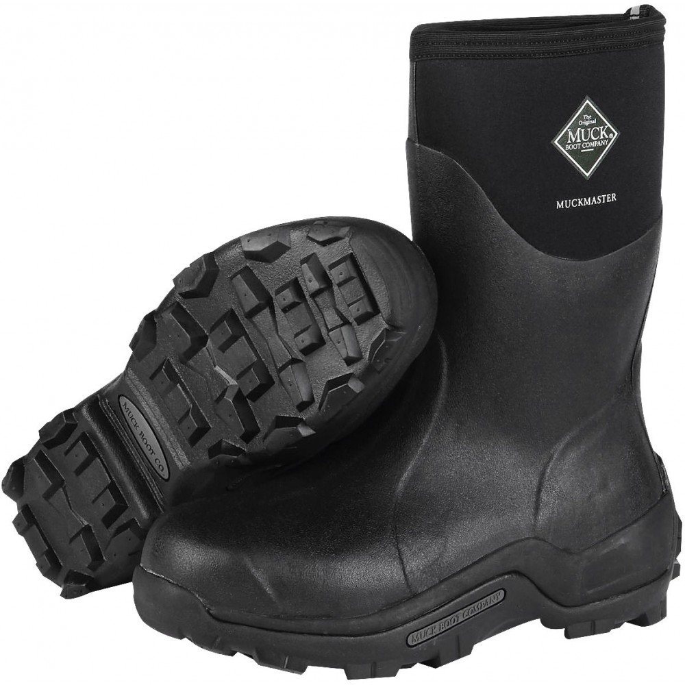 Muckmaster Commercial Grade Rubber Work Boots by Muck Boot (Image #1)