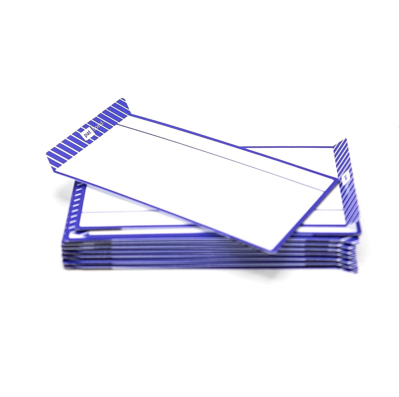 Scrum Cards magnetico per agile Scrum Kanban–Storycards–Set di 16carte PATboard.com