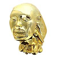 Indiana Jones Adventurer's Fertility Idol Gold-Plated Statue