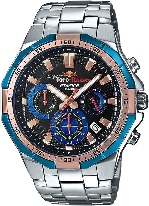 Montre Casio Edifice Scuderia Toro Rosso Limited Edition