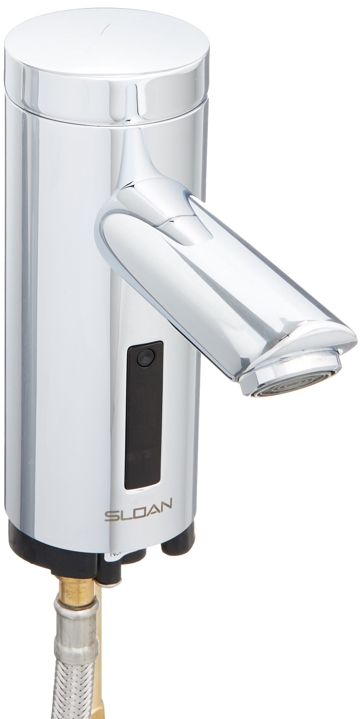Sloan EAF-250 CP Battery Powered, Sensor Activated, Electronic Hand Washing Faucet by Sloan