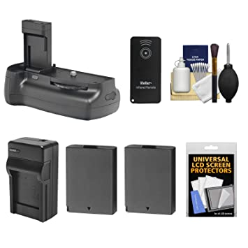 Vivitar - Agarre de batería para cámara réflex Digital Canon EOS ...