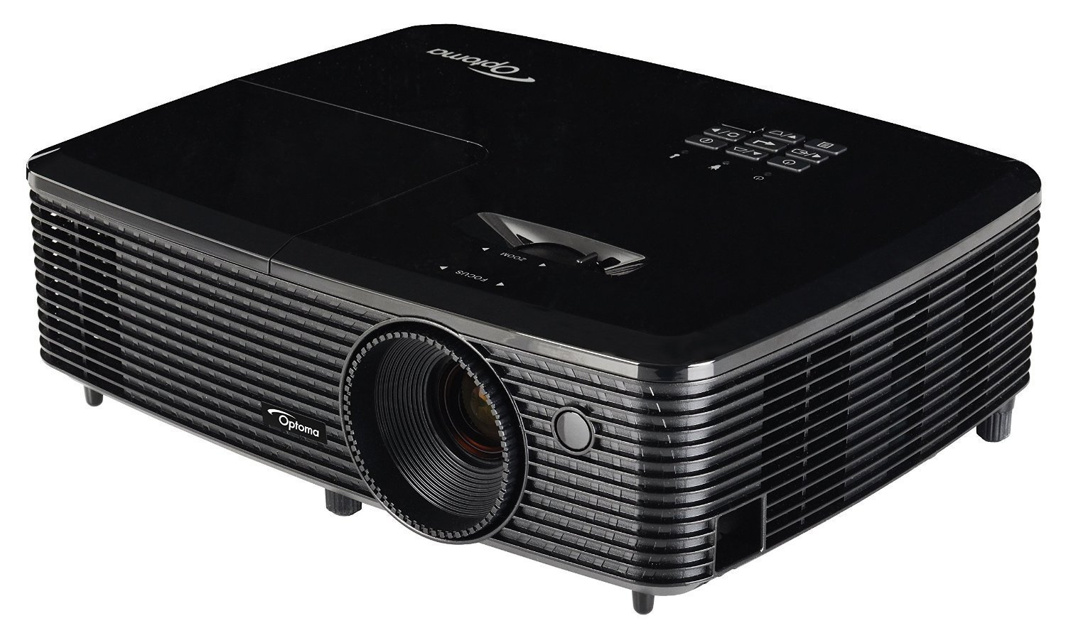 Optoma HD142X 1080p 3000 Lumens 3D DLP Home Theater Projector by Optoma (Image #3)