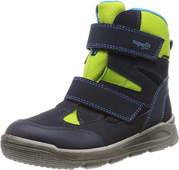 Superfit Boys' Mars Snow Boots,Superfit
