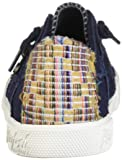Blowfish Women's Fruit Sneaker, Pure Navy Smoke