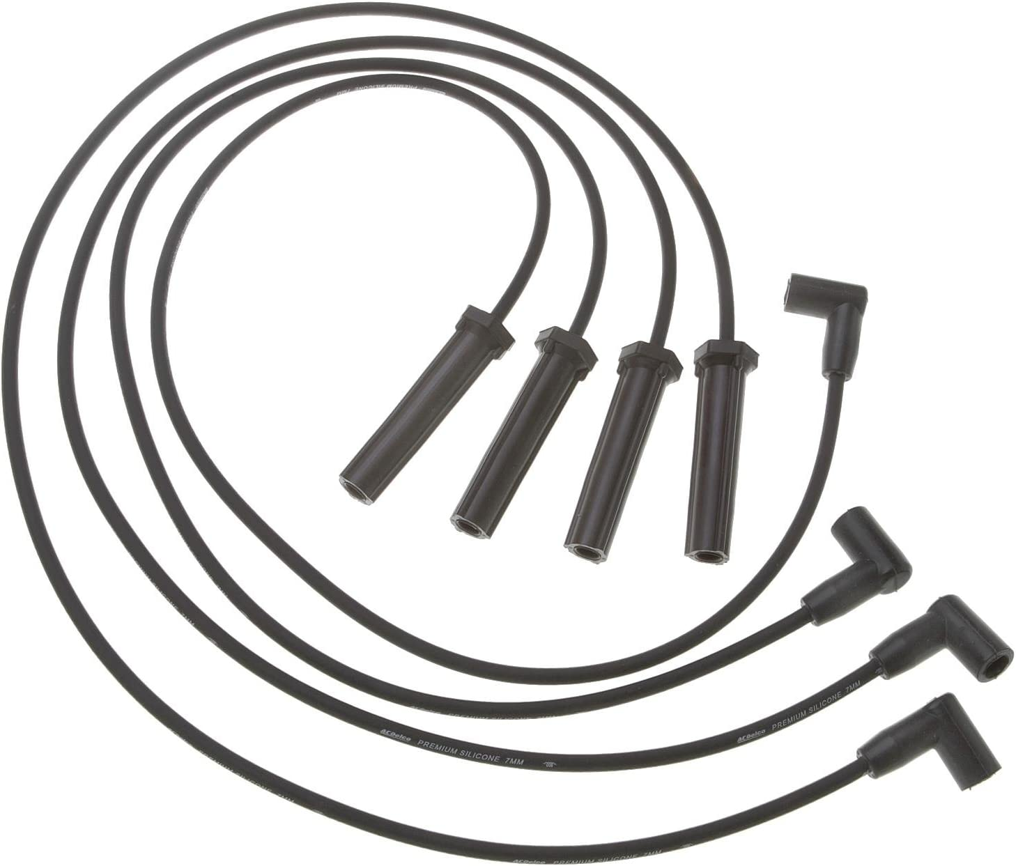 ACDelco 9764T Professional Spark Plug Wire Set