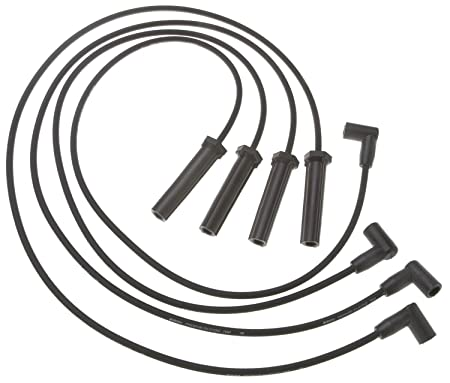 Amazon Com Acdelco 9764t Professional Spark Plug Wire Set Automotive