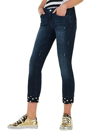 Liu Jo U18056D4026 pantalones vaqueros Mujer pantalones ...