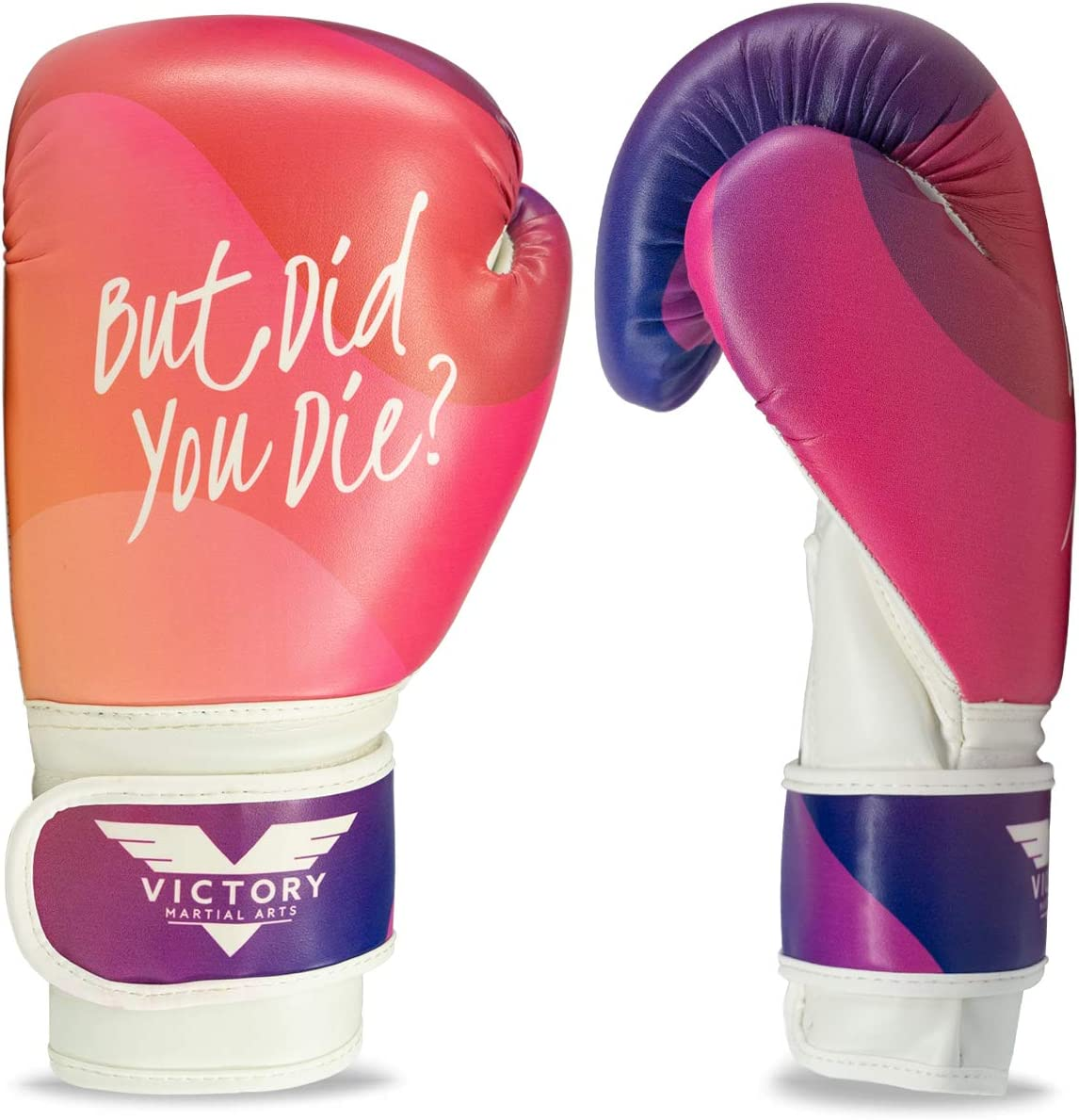 Victory Martial Arts Womens Cardio Kickboxing Boxing Gloves//Punching Bag Gloves