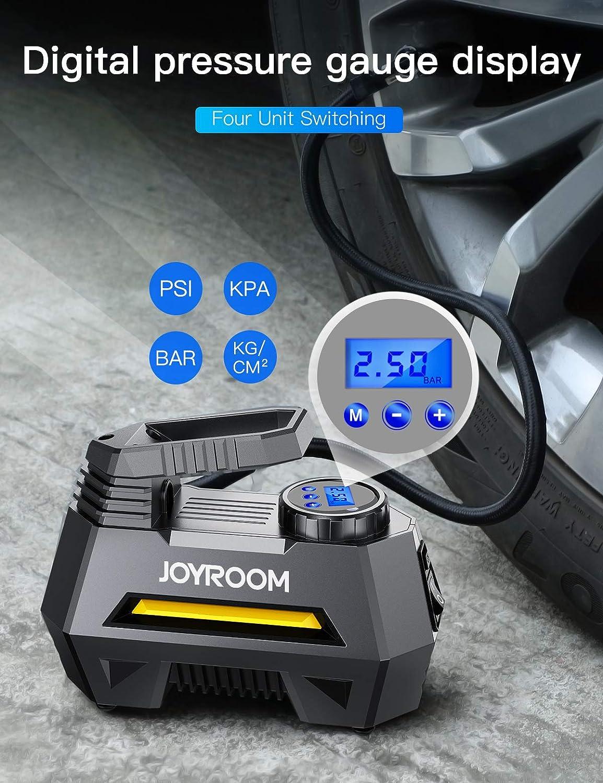Amazon.com: Inflador de neumáticos de compresor de aire ...