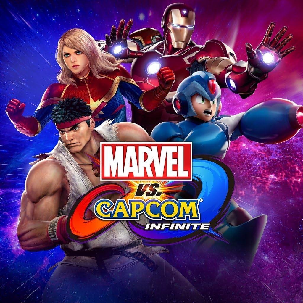 Amazon com: Marvel Vs  Capcom Infinite Full Game Bundle