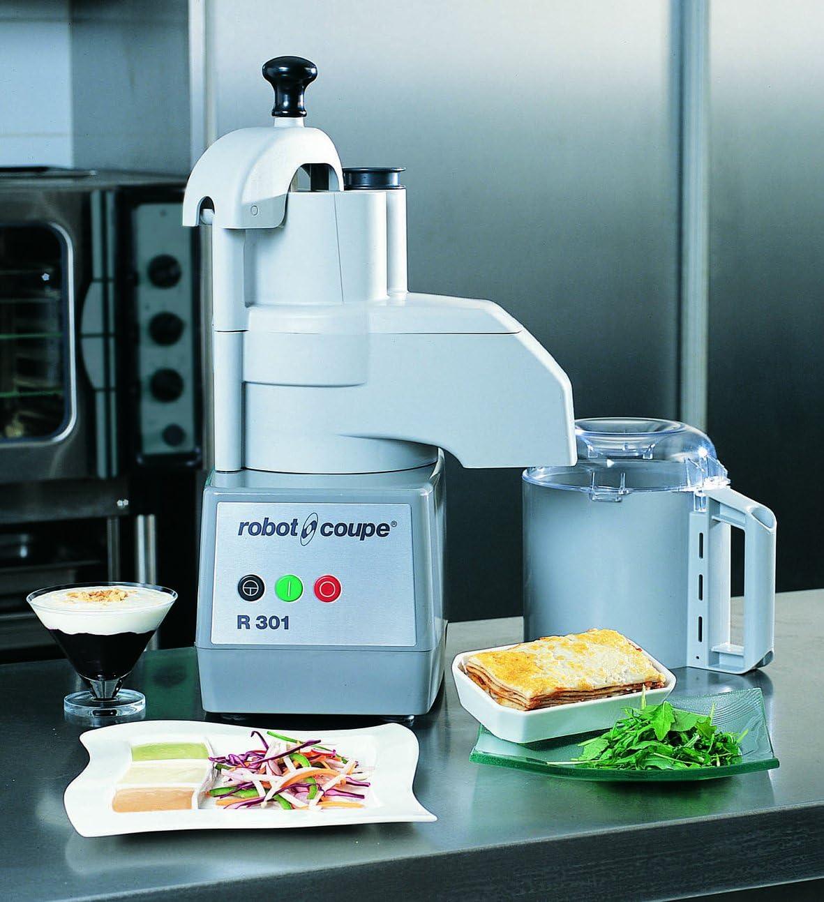 Terminales Cutter/coupe-légumes R301 650 W – Robot Copa: Amazon.es: Hogar