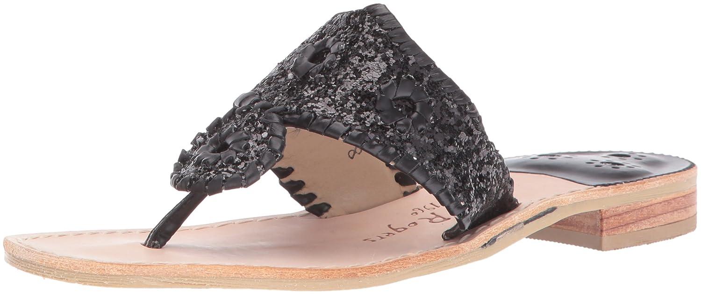 Jack Rogers B01JMKA792 Women's Cleo Dress Sandal B01JMKA792 Rogers 7.5 B(M) US|Black/Black 635c8a