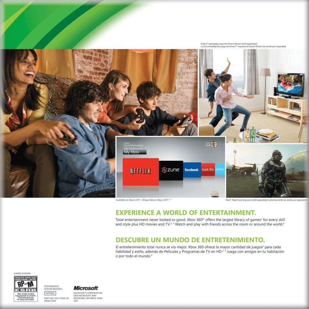 Xbox 360 4GB Console by Microsoft (Image #2)