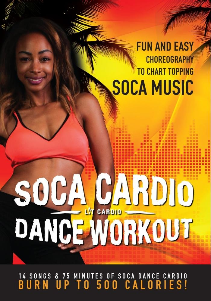 Amazon com: Soca Cardio Dance Workout: Lit Cardio, Camille