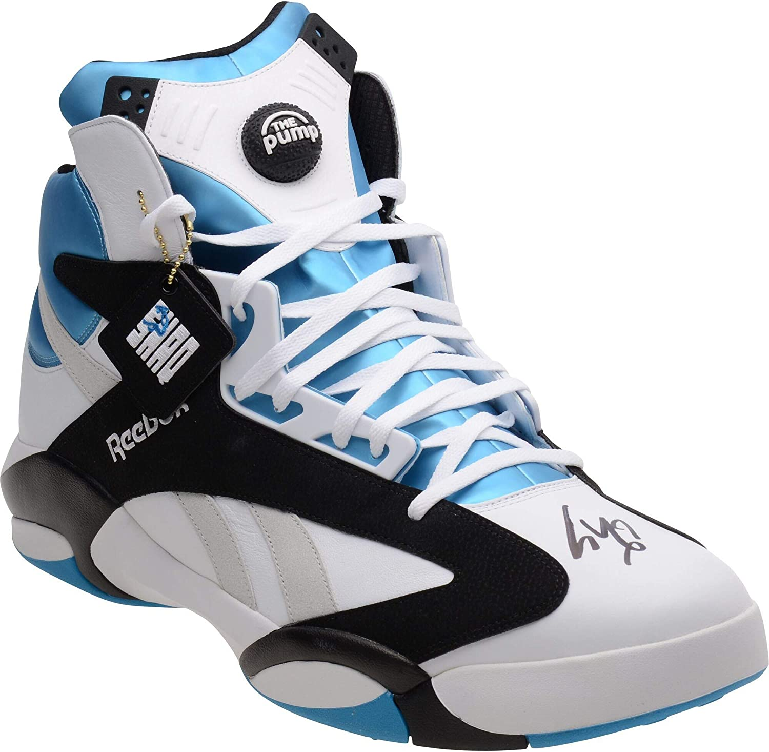 ozono Positivo Sastre  Shaquille O'Neal Autographed Reebok Size 22 Shoe at Amazon's Sports  Collectibles Store
