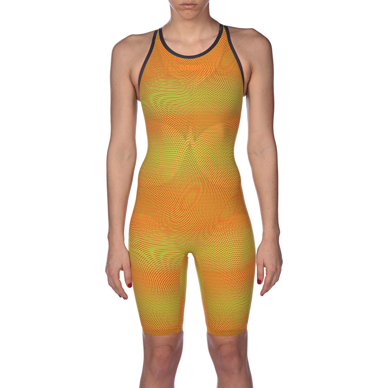 Image of ARENA Women's Powerskin Carbon Air² Fbsl Closed Back Racing Suit