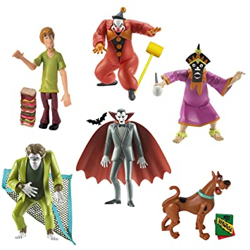 Character Options Scooby Doo Action Figure - Dracula  Amazon.co.uk  Toys    Games 5ca51666b4