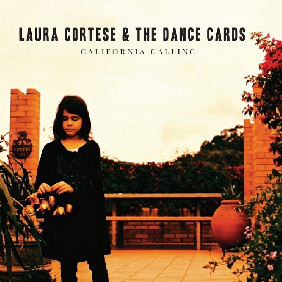 LAURA & THE DANCE CARDS CORTESE - California Calling (Digipack Packaging)