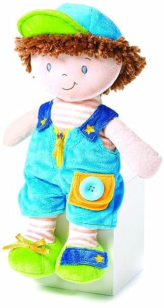Amazon.com: NAT Y Jules Actividad muñeca, Connor: Baby