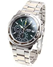 SEIKO Watch Men's overseas model SND411PC Green