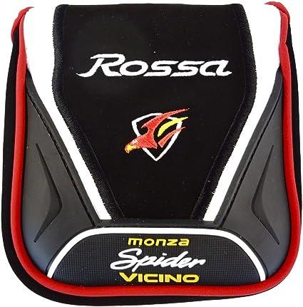 Rossa Taylormade Vicino Monza Spider Putter Headcover - Funda para ...