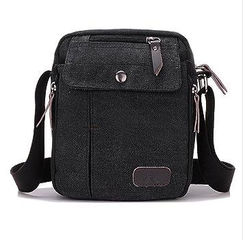 98cb3ffc2795 Retro shoulder bag Messenger bag canvas cotton leisure multi ...