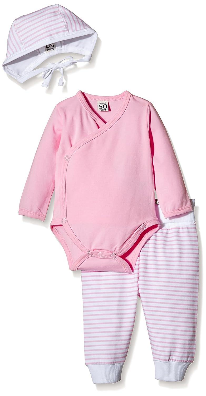 Care Baby-Jungen Bekleidungsset Bio Baumwolle 3-tlg