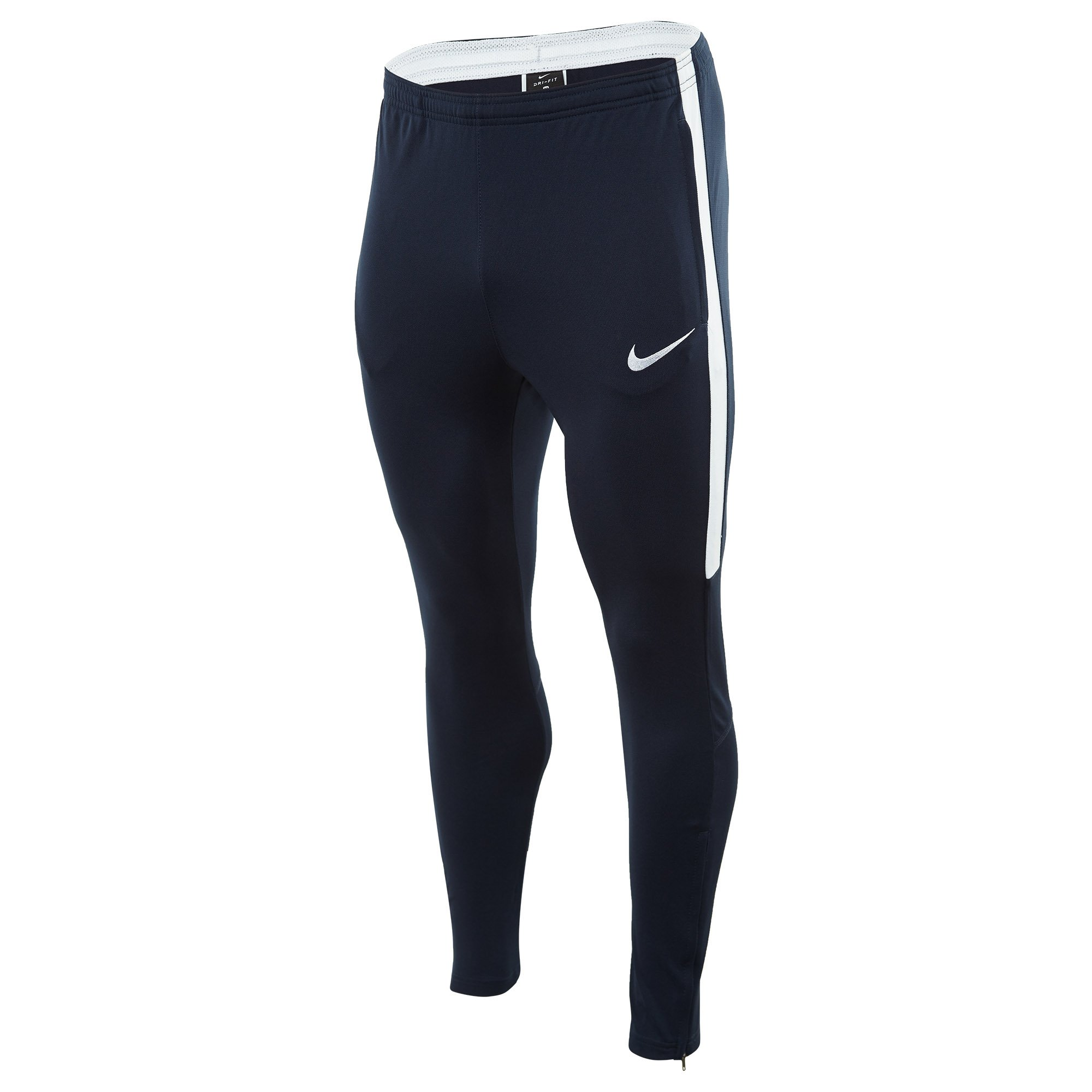 NIKE Dry Training Academy Men's Tracksuit (S, Obsidian/White) by NIKE