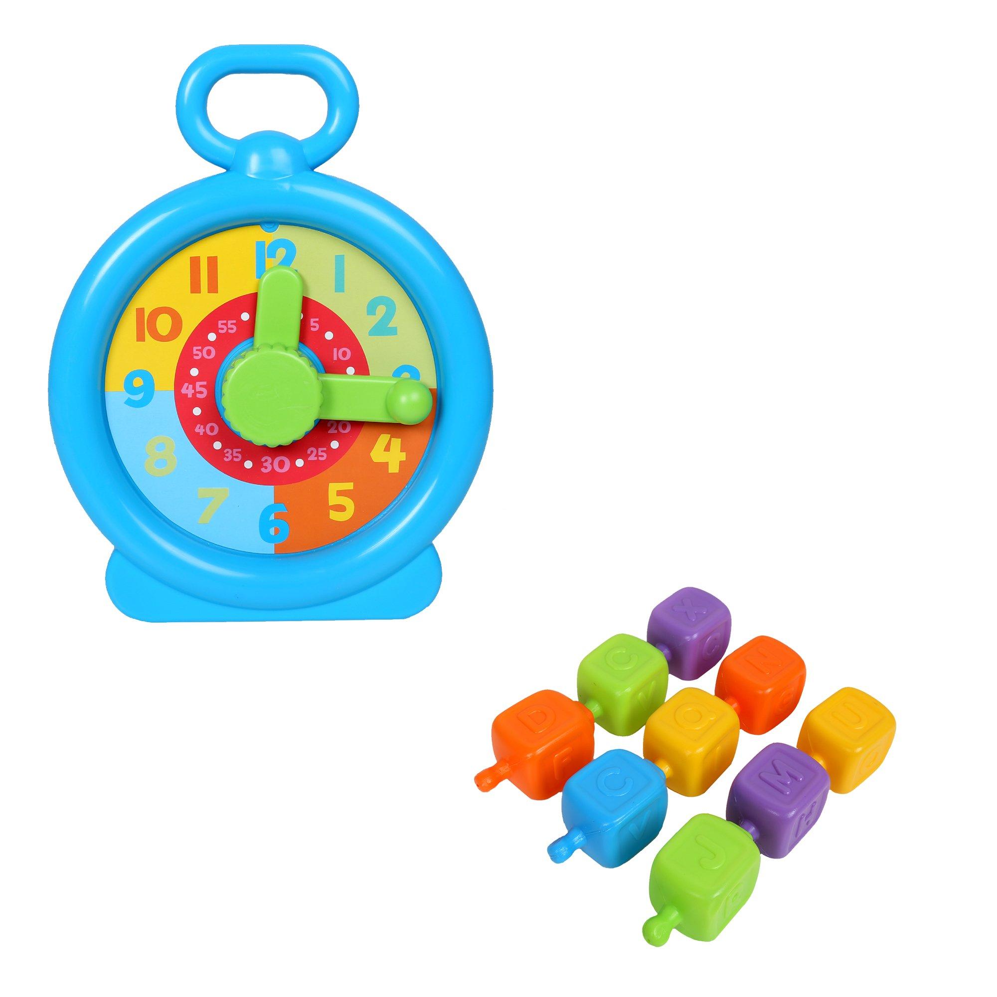 tootsie baby Fun Teach Time Activity Set,w/Box w by tootsie baby (Image #3)