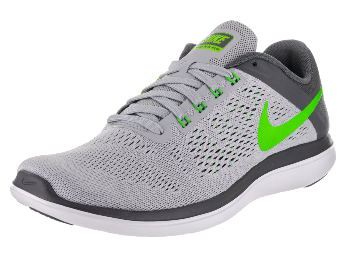 NIKE Men's Flex B019DLUE70 2014 RN Running Shoe B019DLUE70 Flex 12 D(M) US|Wolf Grey/Rage Green/Dark Gray/White a95b36