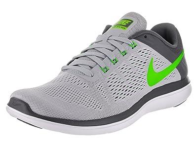 NIKE Men's Flex 2016 RN Running Shoes (11.5 D(M) US, Wolf