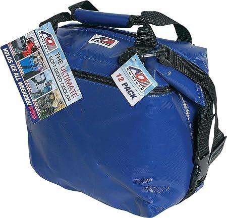 AO Coolers 48 Pack Vinyl Cooler Royal Blue AOFI48RB