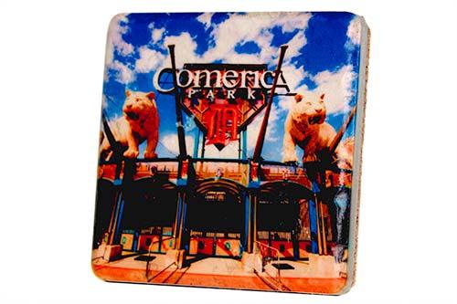 Comerica Park Gates Coaster