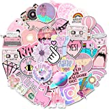 Stickers for Water Bottles 100 PCS, Funny Cute Stickers for Teens,Girls,Adults - Perfect for Waterbottle,Laptop,Phone…