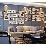 ArtzFolio Wall Photo Frame Natural Brown 4x6-21pc;6x10-16pc;8x10-4pc;Set of 41 PCS