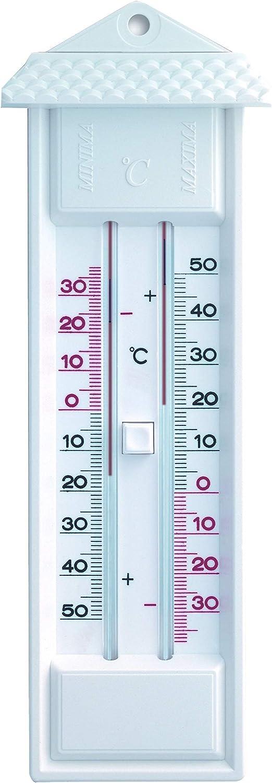 TFA Maxima-Minima-Thermometer grau-wei/ß 10301414