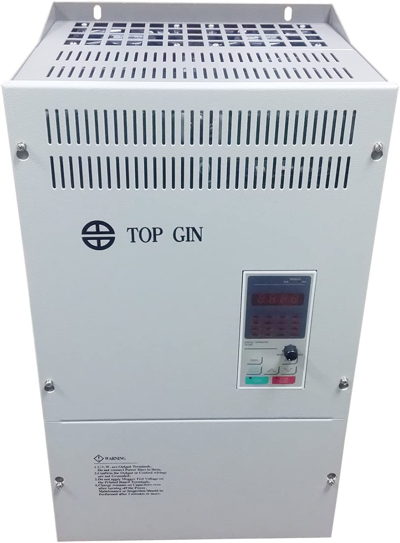 30kW 220V TOP GIN New General Purpose Inverter Variable Frequency ...