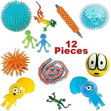 Amazon.com: 12 piezas Paquete de juguete para niños y niñas ...