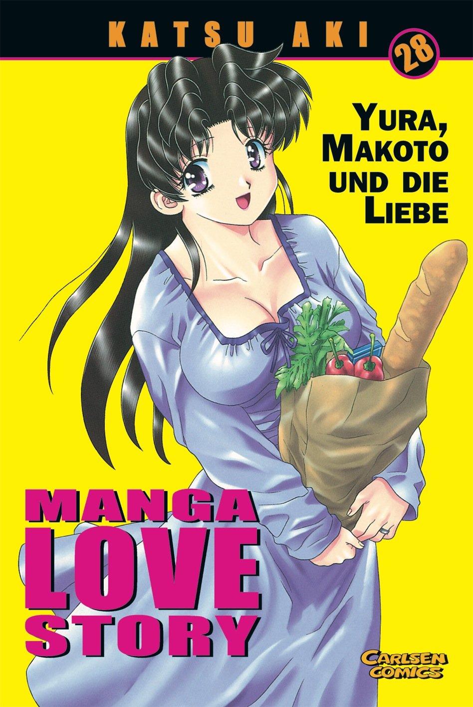 Manga Love Story, Band 28