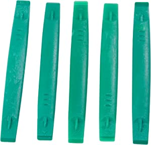 Nylon Plastic Spudger Non-Marring Opening Tool Pry Bar for Cell Phone/Tablet/Laptop (5-Pack)