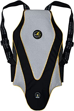 Forcefield Back Protector CE Approved Motorcycle Armour Insert
