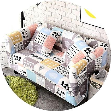 Amazon.com: Little Happiness- Universal Sofa Cover Flexible ...