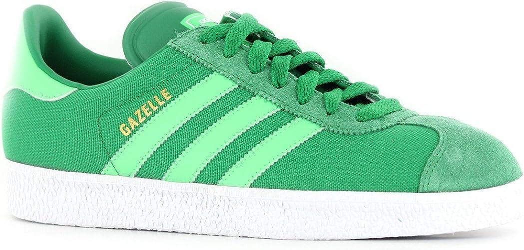 Adidas Gazelle 2 Green Mens Trainers