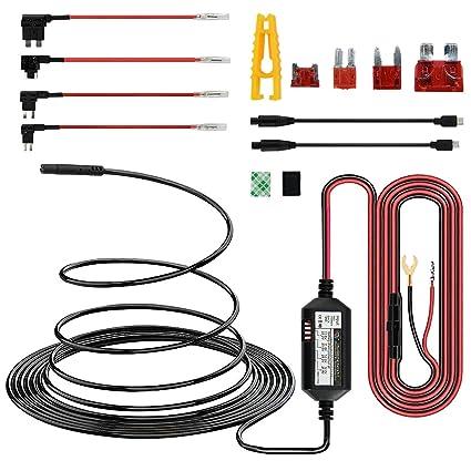 Kit de cables con Mini USB directo Hardwire coche ...