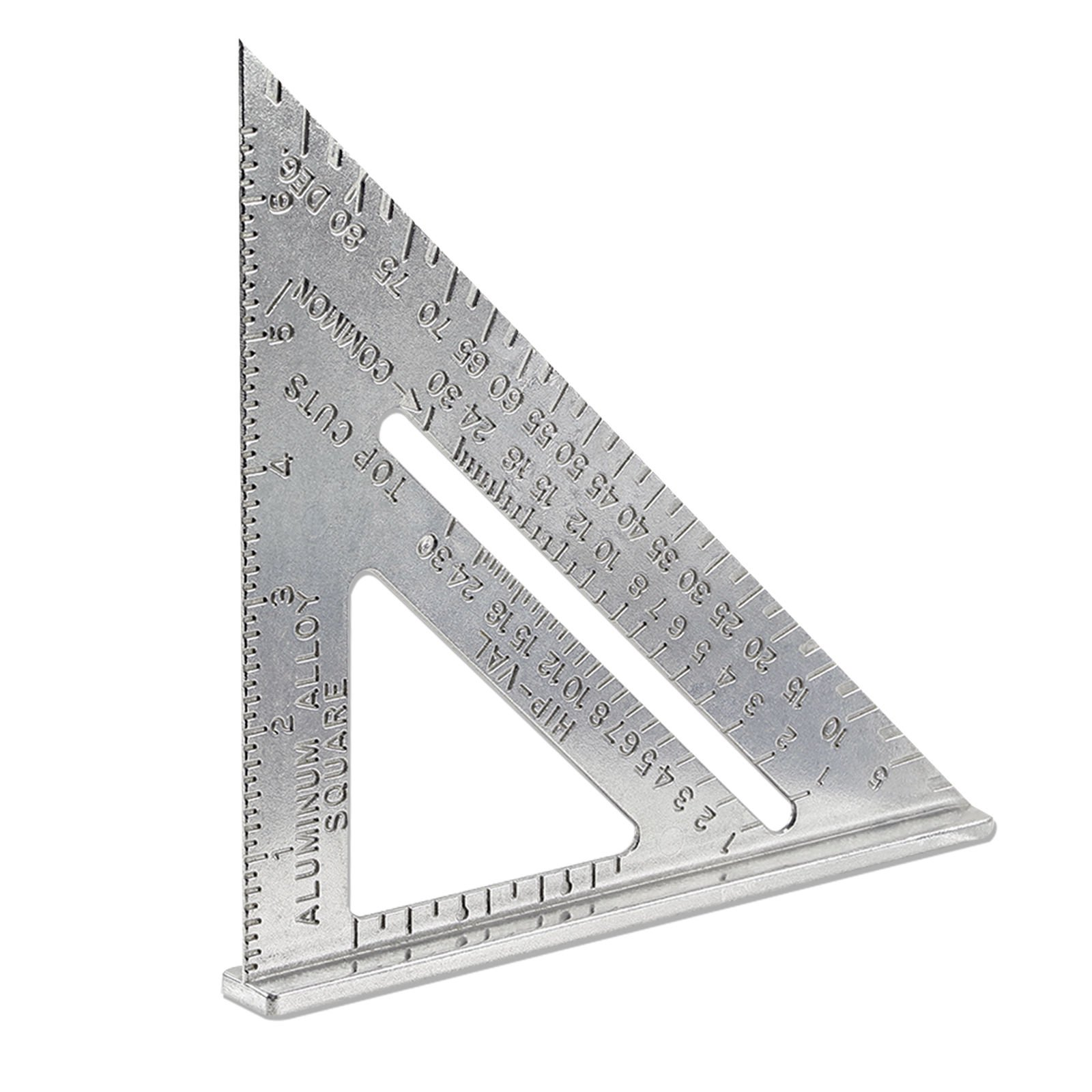Generic YC-US2-151014-185 <8&21051> Taiwane - SAE Mea Square - SAE 10'' X 7'' Measurements - HD Aluminum Carpenter's Speed Alloy Taiwan 10'' X 7'' Ca