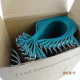 10pcs/lot 12OZ Sublimation Silicone Conical Mug